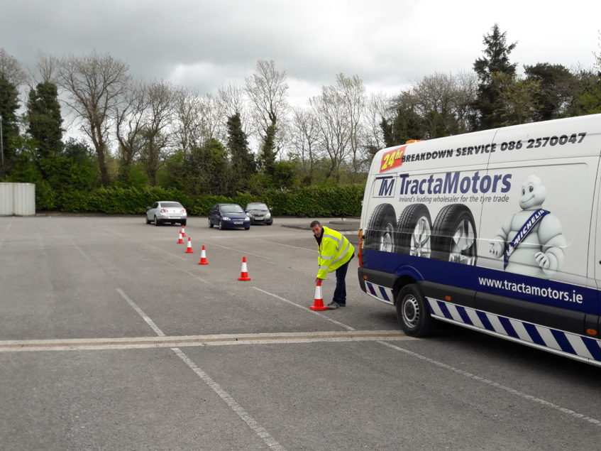 Roadside Recovery, Republic of Ireland – Supported by ITIA, NRA and Health & Safety in Ireland